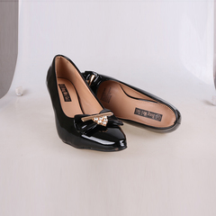 Factory Best Price & Limited stock Best Shoes  Heels ladies shoes women shoes Black 37