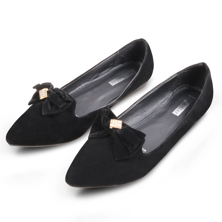 Only 20 PCS in Stock Best Price Women Flat Pointed Shoes ladies shoes women shoes black 40