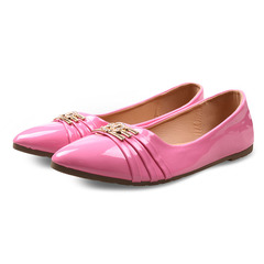 Only 20 PCS in Stock Factory Best Price & Limited Women Flat Pointed Shoes ladies shoes women shoes Pink 40