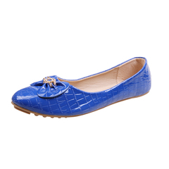 Factory Best Price & Limited stock Women fashion Flat Pointed Shoes ladies shoes women shoes navy 37