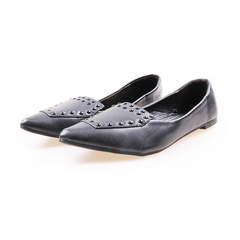 Only 20 PCS in Stock Factory Best Pricestock Women Flat Pointed Shoes ladies shoes women shoes black 39
