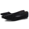 Only 20 PCS in Stock Best Price Women fashion Flat Pointed Shoes ladies shoes women shoes black 40