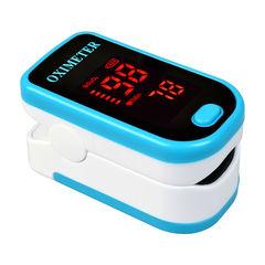 Finger oximeter finger pulse oximetry monitor refers to pulse oximeter heart rate meter blue