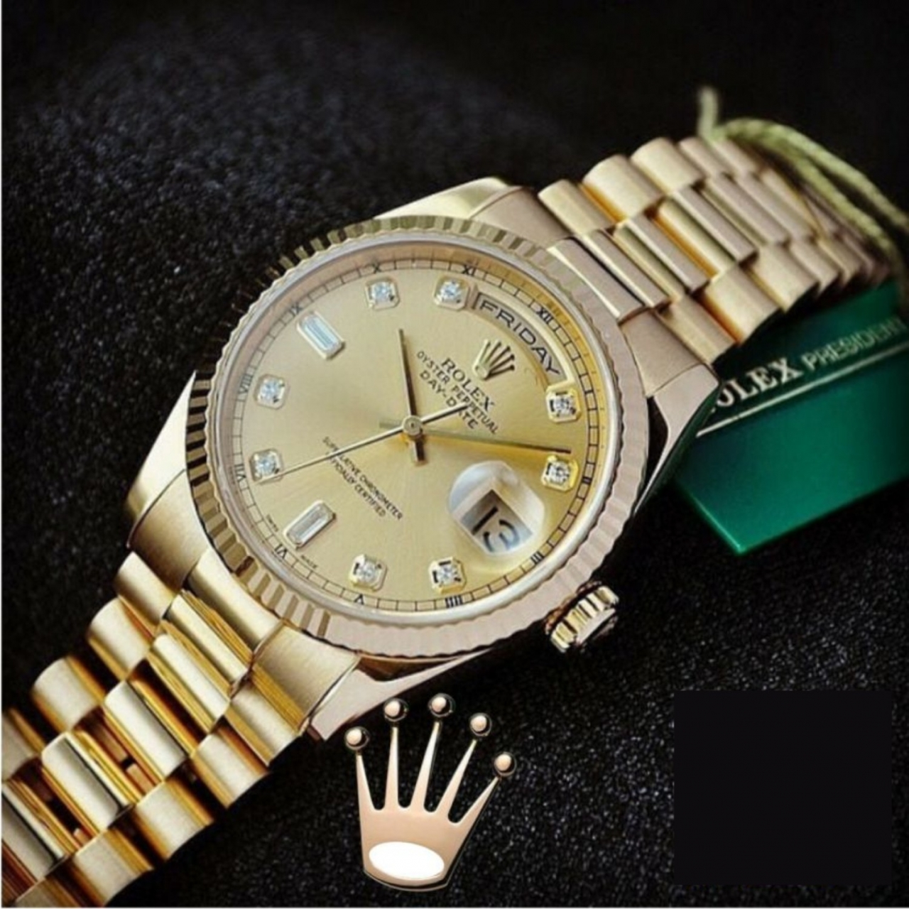 Rolex Oyster Perpetual Day,Date men\u0027s Watch