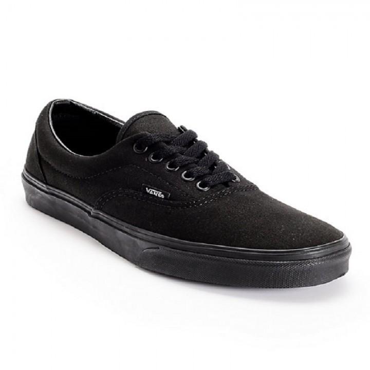 9f2cf57542 Vans classic authentic men s and women s light low-top canvas shoes For  Unisex BLACK 8