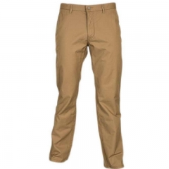 Mens Official Fitting Khaki Pants BROWN 38