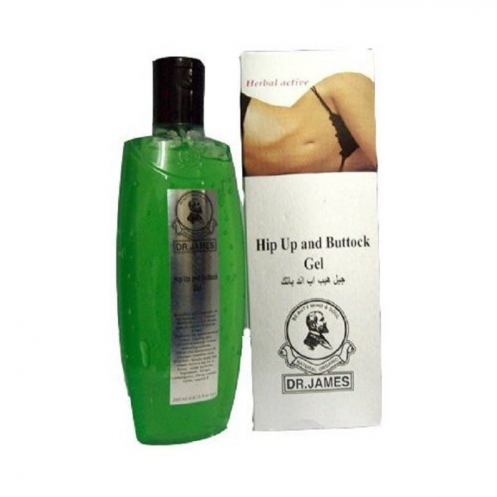 Dr. James Hip-Up & Buttock Gel HIP UP DR JAMES