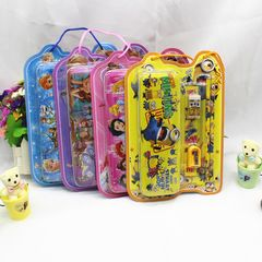 Cute Cartoon Pencil Case for Kids ,Children Pen Box and pencil ,School Stationery Supplies Gift Disney Princess