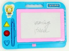 Children's magnetic writing board, drawing board, handwriting board, baby toys 4 bule big