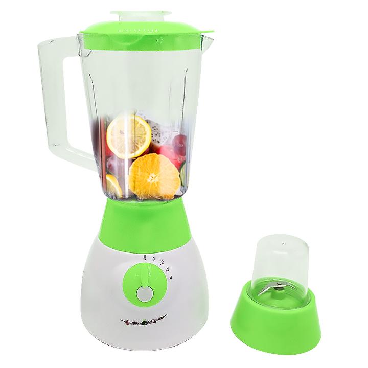 6 months warranty KP home appliance high quality juicer extractor blender for full fruits vegetables green 1.5L