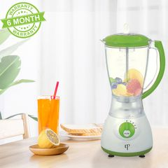 KP 6 Months Warranty Home appliance High Quality Juicer Extractor Blender for Fruits Vegetables Green