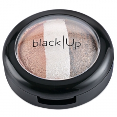 Classical Three Color Porcelain Eye Shadow 3#