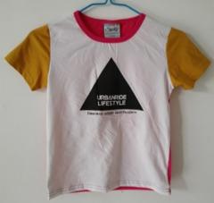 Baby Clothes Boys Tee Shirt  Short Sleeve Shirts Tops Kids Boy Clothing 90 cotton White ks1 12-36months 90% cotton