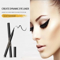 Eyeliner Color Fashion Waterproof  Thick Easy On The Makeup black