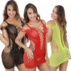 Plus Size Lingerie Hot Mesh Baby Doll Dress Erotic Langerie For Women Sex  Lingerie black one size