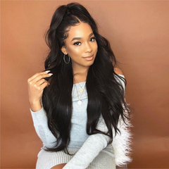 Wig brazilian human hair fulllace wigs natural body wave wigs for black women 1 70CM