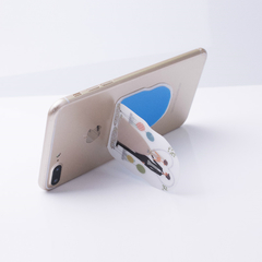 Fashion trend sticker phone holder Smart magic lazy sticker mobile phone stand sticky Any style one Pieces