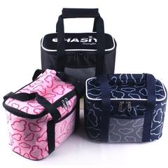 Foldable Breast Milk Storage Bag Cooler Bag black one size