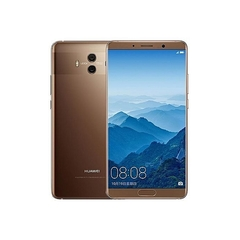 Huawei Mate 10 5.9 Inch (4GB, 64GB ROM) Android 8.0 12MP + 20MP Dual + 8MP 4G LTE - Brown Brown