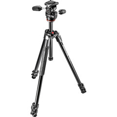 MANFROTTO 290XTRA TRIPOD STAND BLACK normal