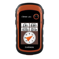 Garmin eTrex 20X GPS Unit ORANGE