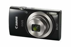 Canon IXUS 185 WITH 8GB MEMORY CARD black normal