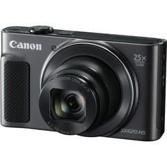 Canon PowerShot SX620 HS Digital Camera (Black) WITH 8GB MEMORY CARD black normal