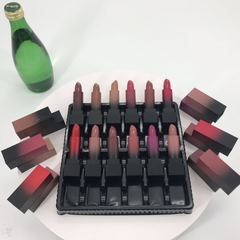12PCS/Set Lipstick Waterproof Beautiful Lippie 12Color Make Up 12 colors set