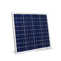 10W SOLAR PANEL (ALL WEATHER, GERMAN TECHNOLOGY) 12V blue & grey 38X28X1.7 10