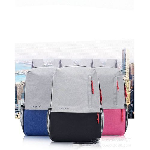 Antitheft Bags With Charging Port- Varying Colour varying colour normal