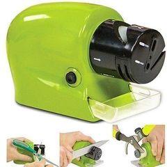 Electric Knife Sharpener - Green