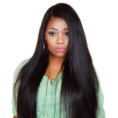 Synthetic Wigs New Fashion Hair Wigs Women Wigs Long Hair Straight 26inch black 26inch black 26 inch