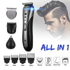 hair clippers shaver machine clippers Multipurpose clippers rechargeable hair shaver 3 in 1 as picture normal