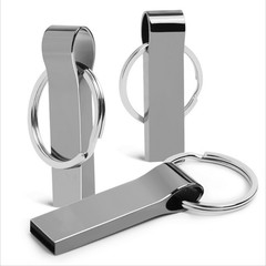 PROME Metal Waterproof Flash Disk 64G 256G High Speed U Disk Flash Drive Flashdisk Memory USB Adapte grey usb2.0 1gb