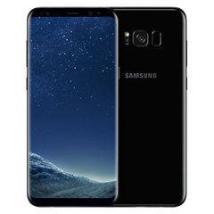 Samsung s8 4gb ram 64gb rom 5.8inch with black dot screen cerfiticated rerfubished phones black