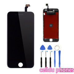 For iphone 6 screen    LCD replacement  touch display A grade. black iphone6