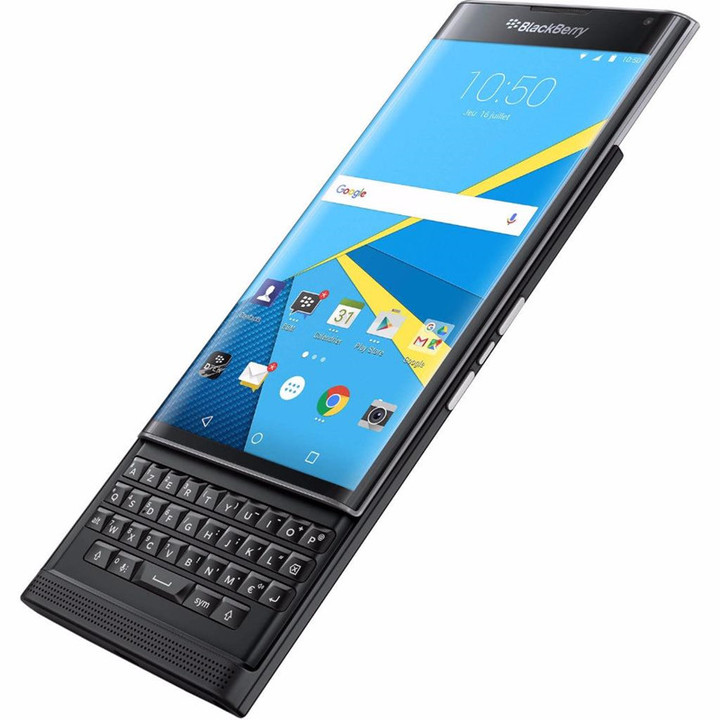 Blackberry priv 3GB RAM 32GB ROM 5.4inch 18MP certificated refurbished phones black