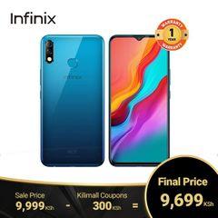 Infinix Hot 8 Lite 6.6