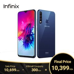 Infinix Smart 3 Plus, 6.2