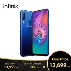 Infinix Hot S4, 6.2