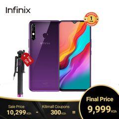 Infinix Hot 8, 6.6