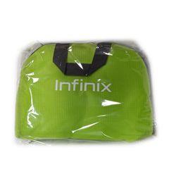 Infinix Bag Gift green