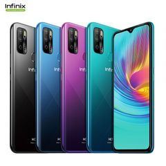 (Limited free gift)Infinix HOT 9 PLAY Smartphone 2+32GB 6.82