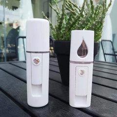 replenishing instrument with humidifier, face moisturizing beautifying instrument, nano spray nanometer water replenisher