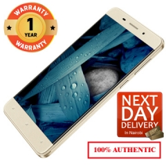 "Gionee M6 Lite : 5.0"", 5MP/ 13 MP, 3 GB RAM/ 32 GB ROM 4G golden"