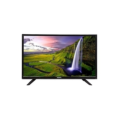 Royal 24″ TV Digital Television Black 24