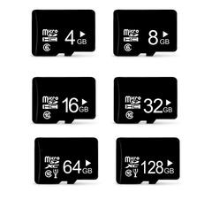 Digital high speed 4GB 8GB 16GB 32GB 64GB 128GB memory card TF card  Class 10 Micro SD card black memory sd card 4GB TF / SD card