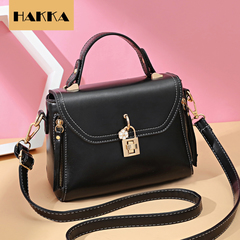 Women Shoulder Bag Luxury 2019 New Designer Small Crossbody Bags PU Leather Purses and Handbags Black 8inch*4inch*6.5inch