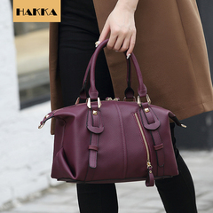 Women's Fashion Leather Tote Handbags Daily Work Shouder Bags Ladies Classic Handbags Large Capicity Purple 12inch*5inch*9inch