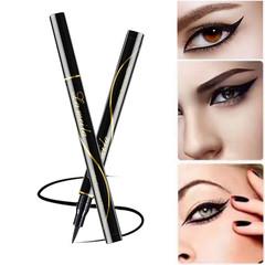 Professional fashion Beauty Black Long-lasting Make up Waterproof Liquid Eyeliner Eye Liner Pen Pe 1 black